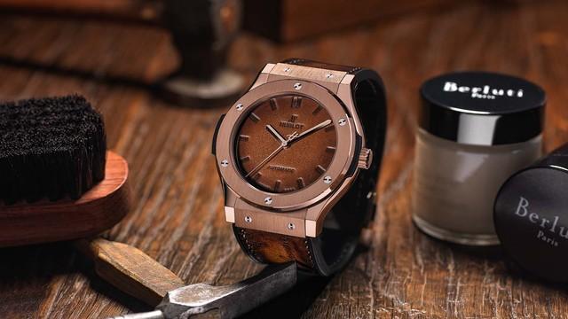 online store 640a6 50d21 ウブロと靴の宝石ベルルッティのコラボモデルが爆誕 - 家えログ。