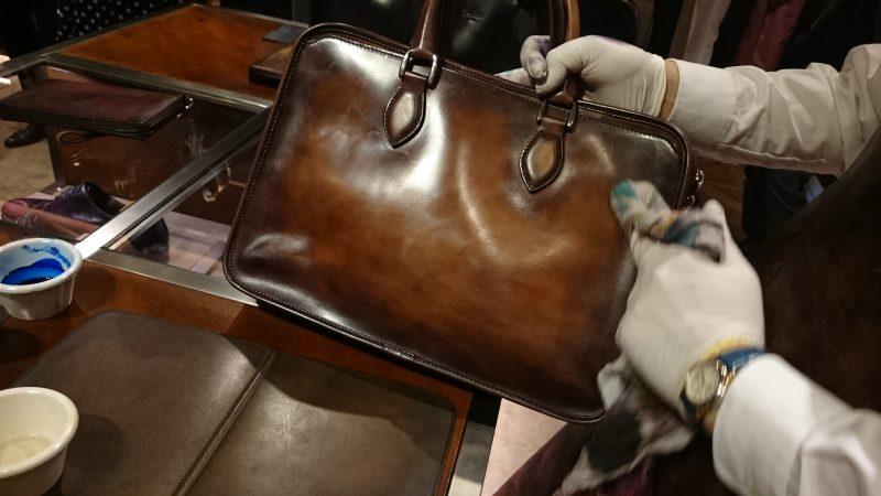 僕のバッグ